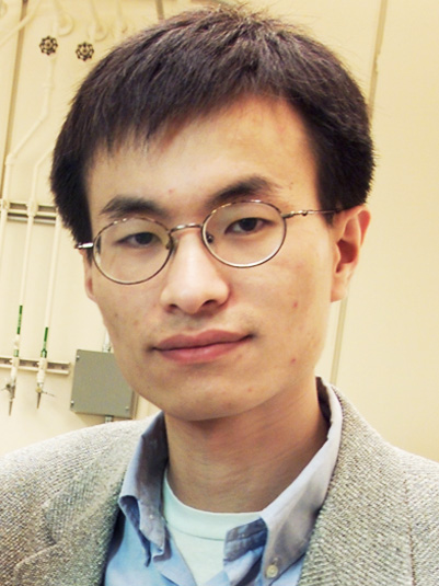 Peidong Yang Co-Director of the Kavli ENSI (Credit: Lawrence Berkeley National Lab - Roy Kaltschmidt, photographer)