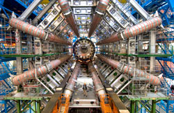 Observatories designed to observe the brain could generate as much data as major scientific instruments, such as 17-mile-long Large Hadron Collider (LHC), the most powerful particle accelerator ever built. (Credit: Maximilien Brice, CERN)